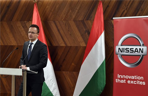 Foreign Minister Rejects Swedish Foreign Minister's Criticism Of Hungary
