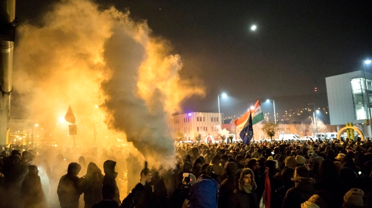 Video: More Anti-Government Protests Across Hungary This Week