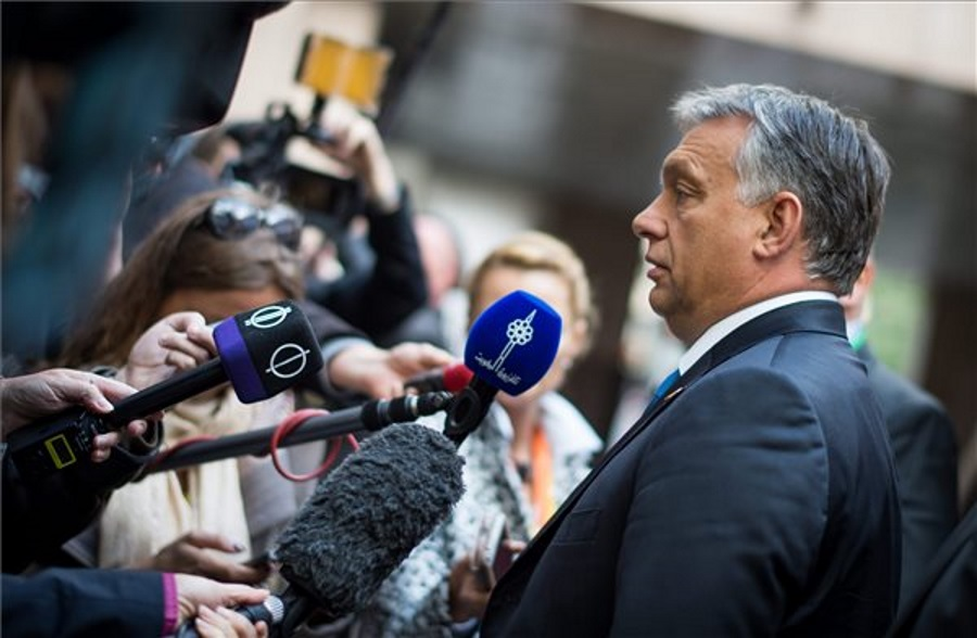 PM Orbán To Lauder: 'You're Asking Me To Limit Press Freedom'