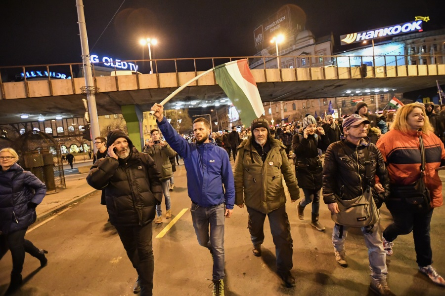 Opinion: Will Budapest Follow Paris?