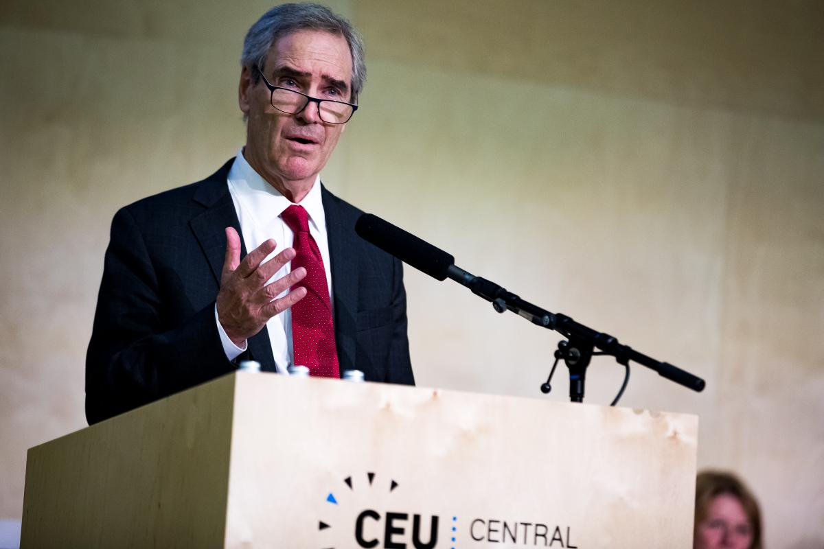 CEU To Stay In Budapest After OSF Moves To Berlin