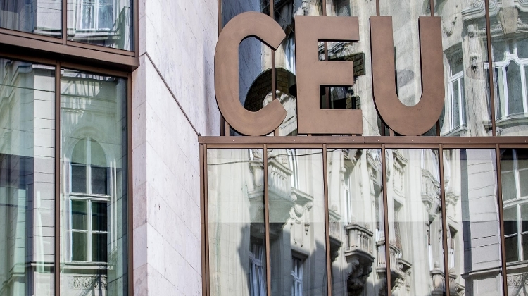 Video: CEU 'Wants To Comply With Hungarian Laws'