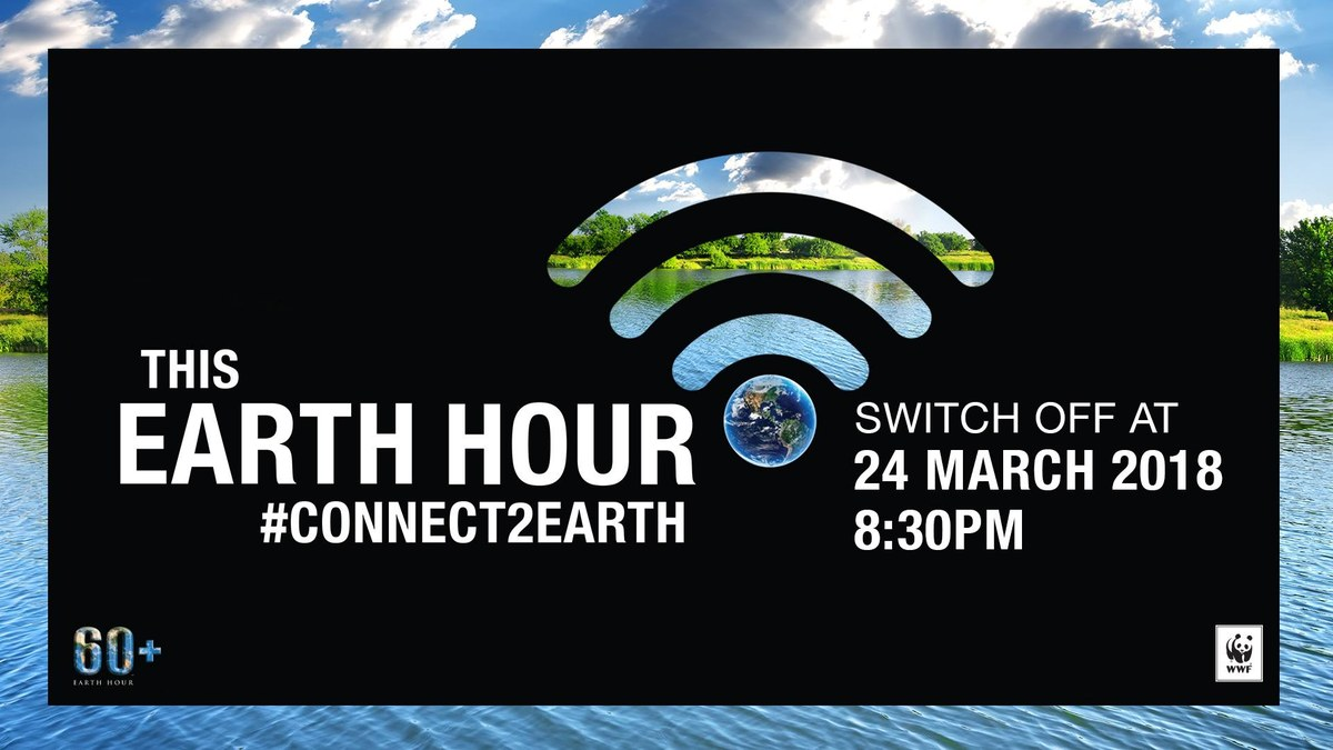 Earth Hour 2018 In Central & Eastern Europe Calls For Sustainable Living