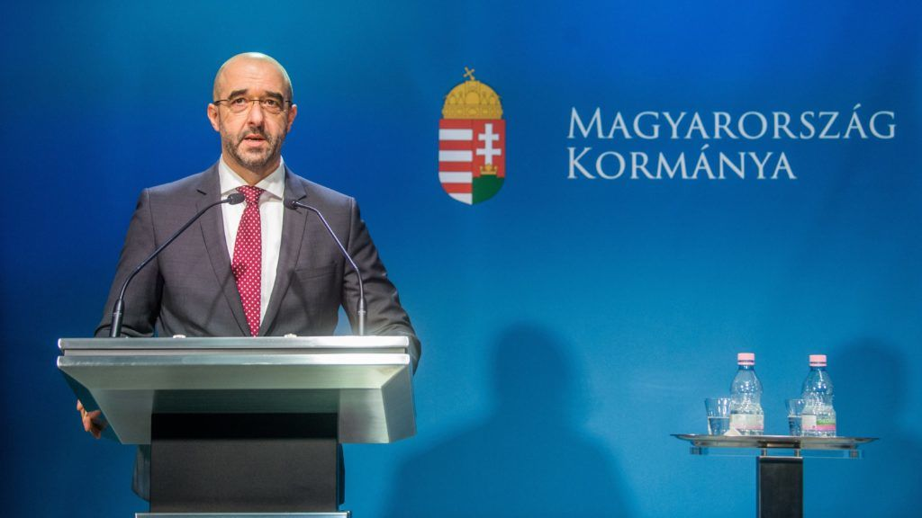 Govt Spox: Democracy Is Not Dying In Hungary
