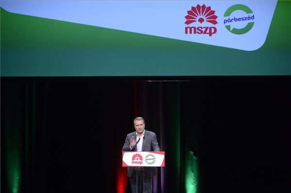 Local Opinion: The MSZP On The Brink Of Disaster