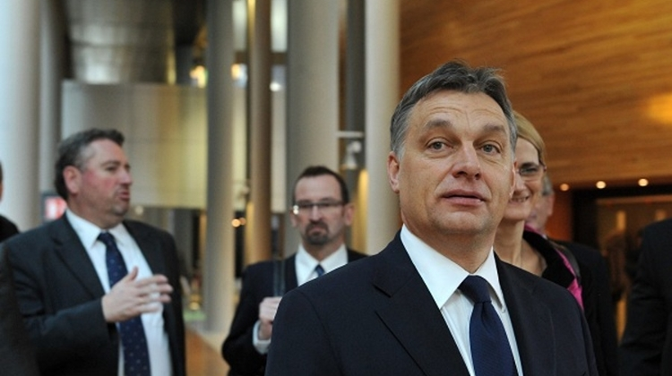 PM Orbán: Gov't Knows 2,000 Soros Agents By Name