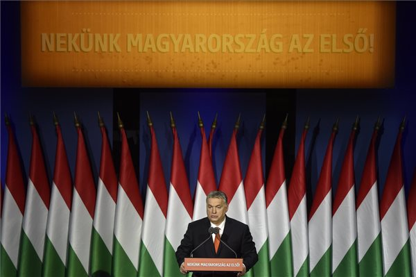 Local Opinion: PM Orbán's State Of The Nation Speech