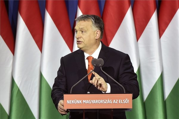 Orbán: Gov't Knows 2,000 Soros Agents By Name