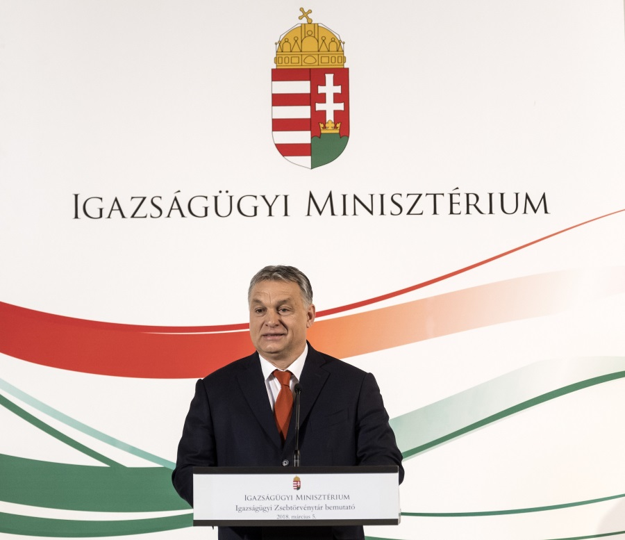 PM Orbán: Hungarians To Choose Future On April 8