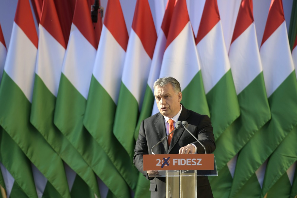 OSCE Slams 'Xenophobic Rhetoric' Of Hungary Election