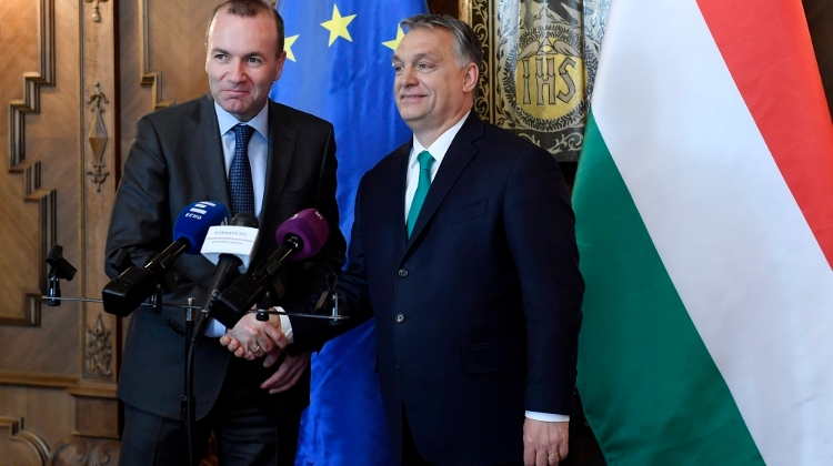 Viktor Orbán: Europe Is Full, Hence Borders Must Be Protected