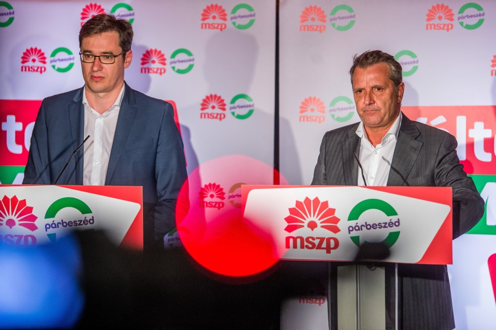 Socialists & Párbeszéd Should Form Parliamentary Group