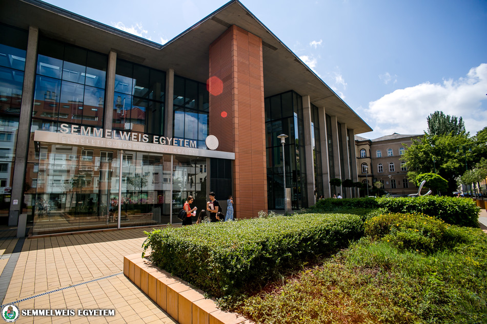 Semmelweis Among Top 200 Medical Universities
