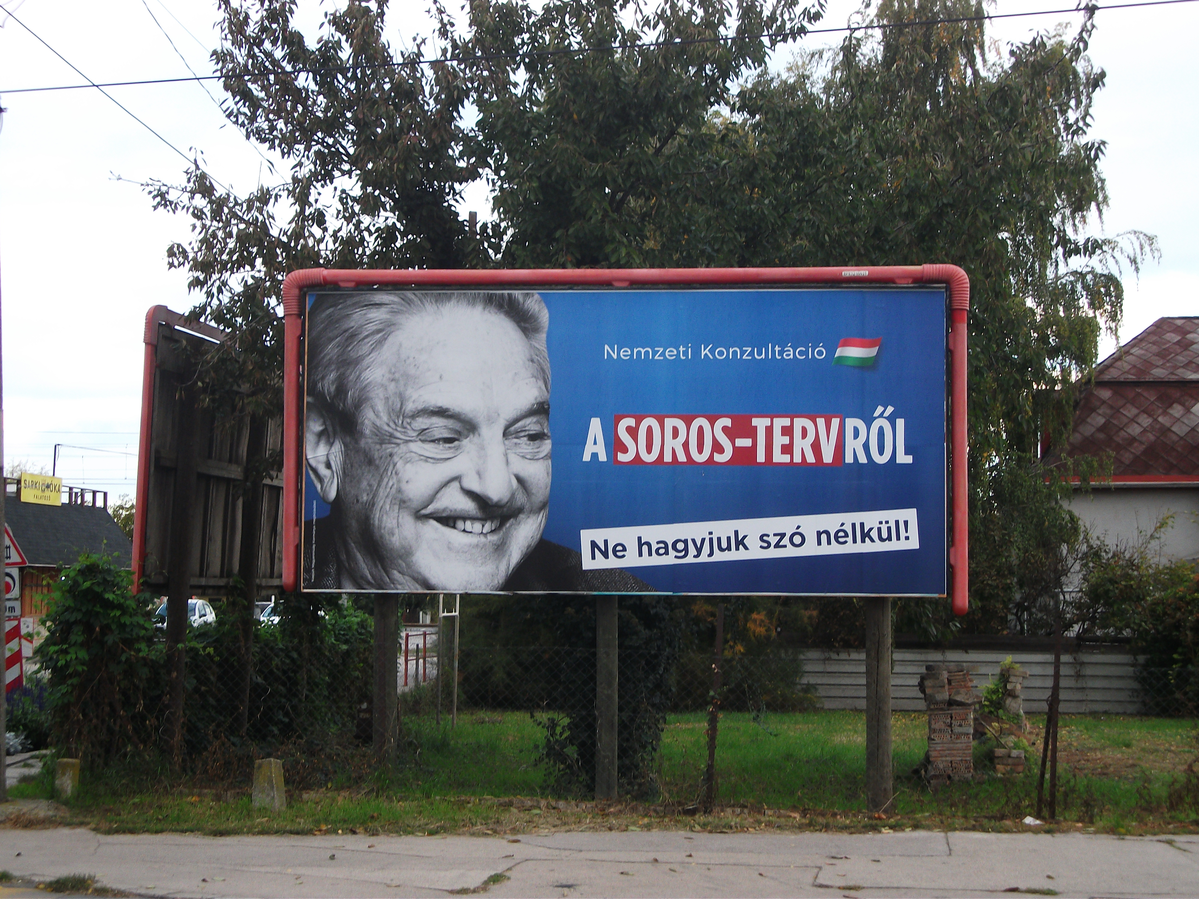 Local Opinion: The End Of Anti-Soros Propaganda In Hungary?