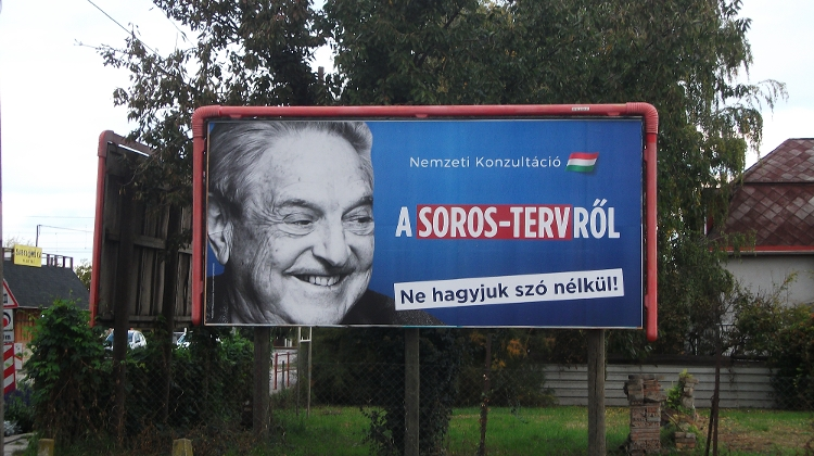 Local Opinion: Government May Scale Back Its Anti-Soros Campaign