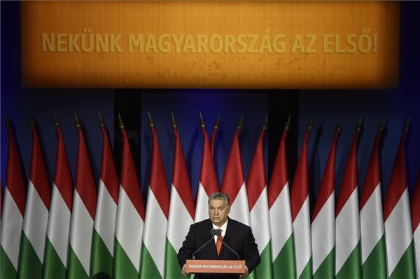 PM Orbán's State Of The Nation Speech: Hungary Has Forged National Independence