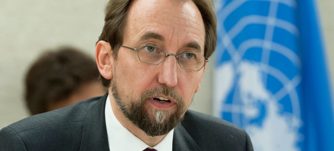 Video: UN High Commissioner For Human Rights Should Resign For Bias