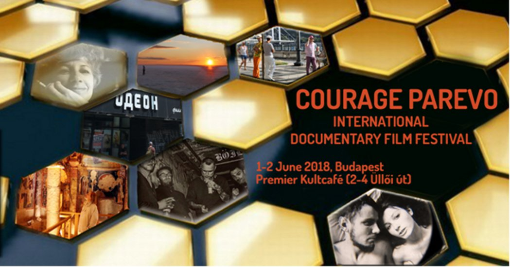 'Courage-Parevo' International Documentary Film Festival, 1 – 2 June