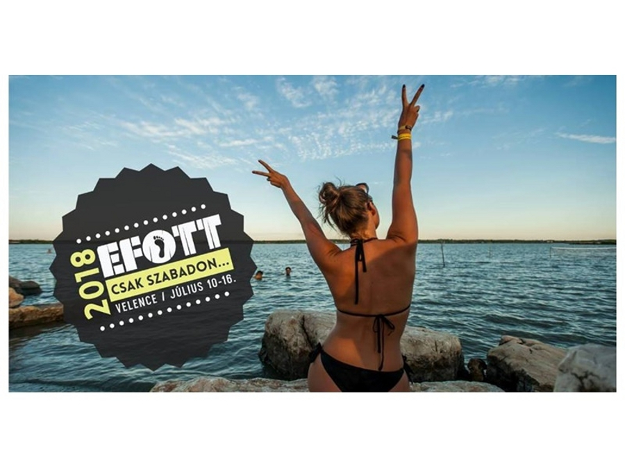 Video: 'EFOTT' Festival, Lake Velence, 10 – 16 July