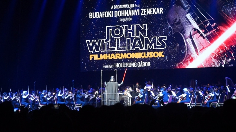 John Williams 'Filmharmonic' Experience, 10 June