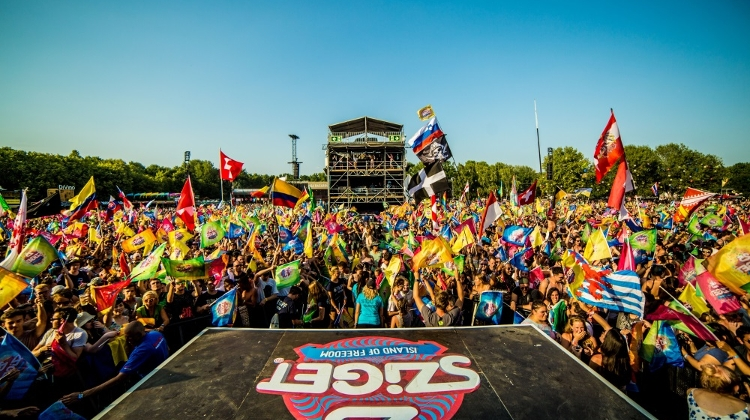 Sziget Festival 2018: World, Electronic & New Music