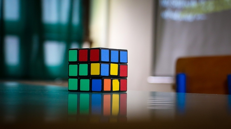 Video: How Hungary's Rubik Cube Inventor Cracked His Own Code