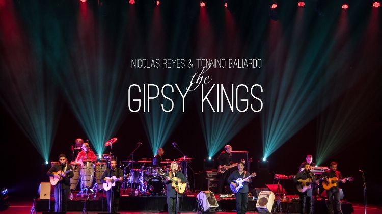 'Gipsy Kings Concert', MOM Sport, 2 October