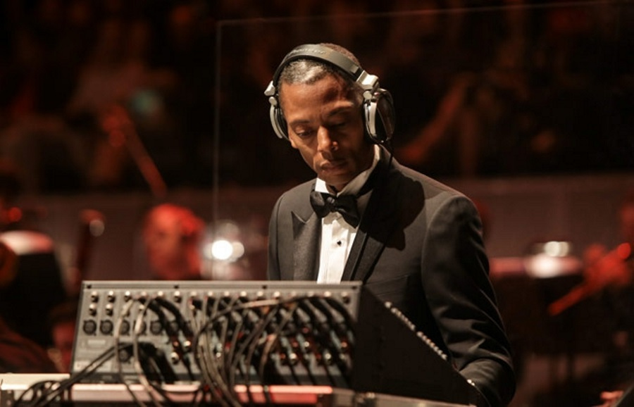 Video: Jeff Mills' Planets Concert, Margaret Island Open-Air Theatre, 13 July