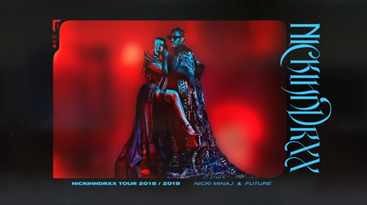 Video: Nicki Minaj & Future Concert In Budapest, 25 February 2019
