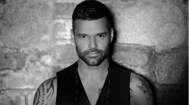 Ricky Martin In Budapest, 4 September