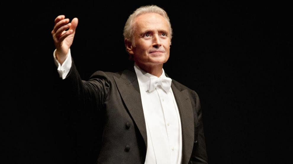 José Carreras Concert In Budapest, 19 December