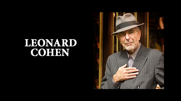 Budapest To Host 11th World Leonard Cohen Festival, 4-5 August