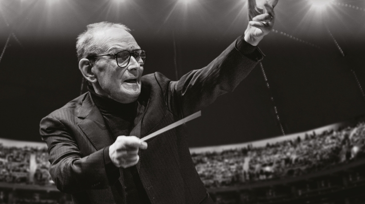 Ennio Morricone '90th Birthday Concert' In Budapest , 23 January