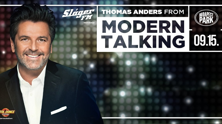 Modern Talking & Thomas Anders, Budapest Park, 15 September