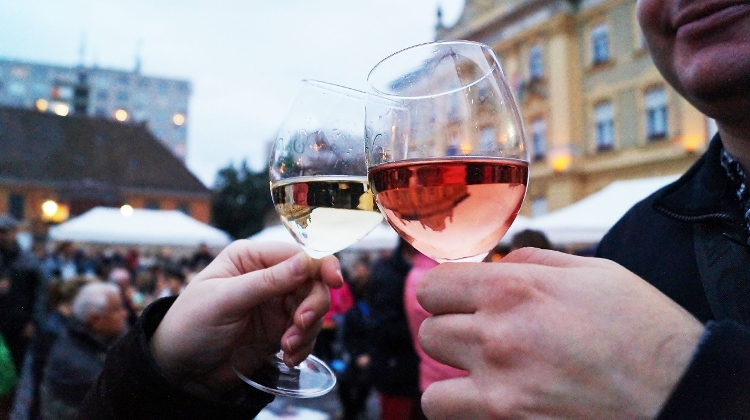 'Wines & Rhythms' Festival, Óbuda, 20 – 22 September