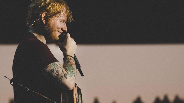 Ed Sheeran To Headline Sziget 2019