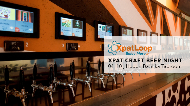 Invitation: Xpat Oktoberfest Craft Beer Tasting @ Hedon Taproom, 4 October