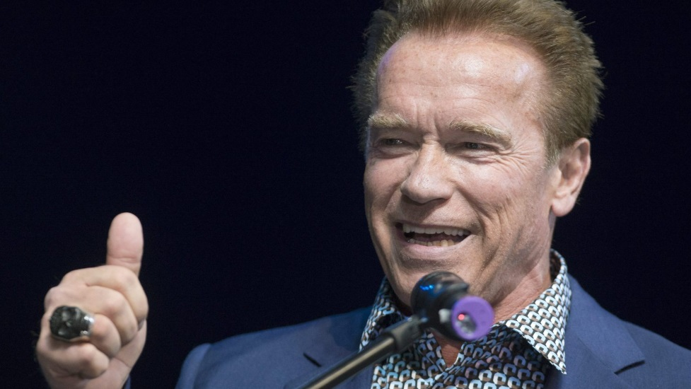 Government Film Commissioner Hosts PM Orbán, Schwarzenegger