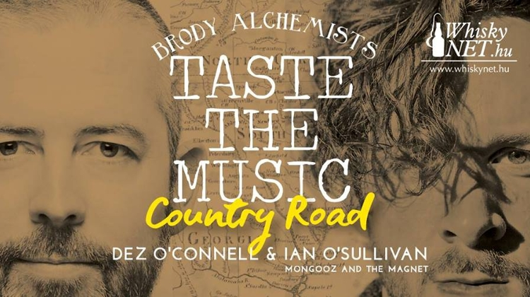 Alchemists Taste The Music: 'Country Road', 25 October