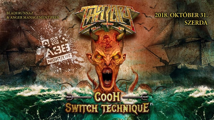 Therapy Sessions, COOH, Switch Technique, A38 Ship, 31 October