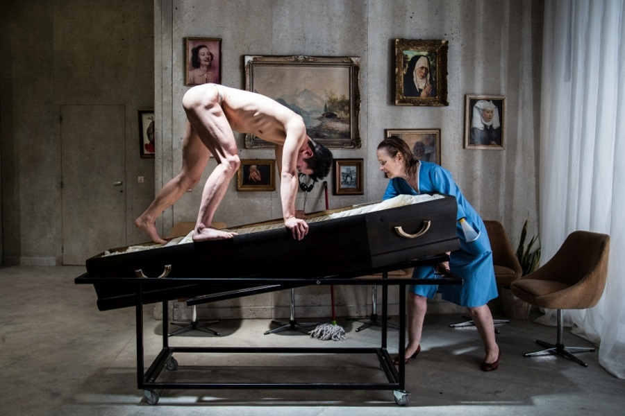 Peeping Tom: 'Moeder' Theatre Performance @ Trafo, 19 October