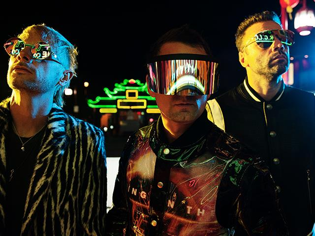 Coming Soon: Muse 'Simulation Theory World Tour' @ Budapest Aréna