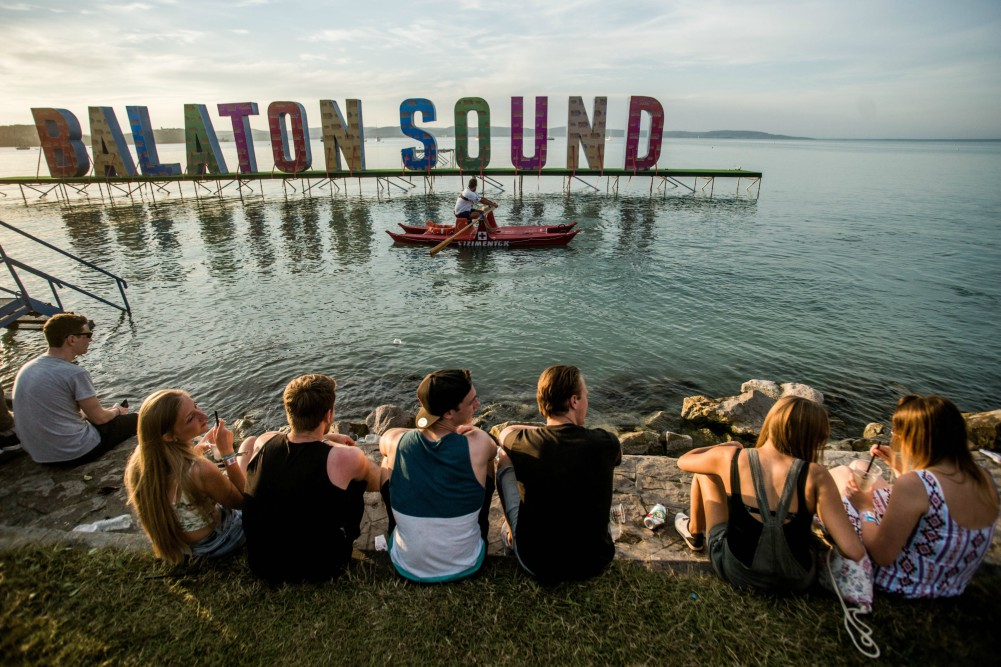 Balaton Sound Hungary Reveals 'Phase One' Of 2019 Line-Up