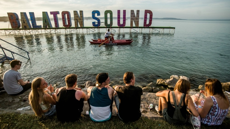 Balaton Sound Reveals 'Phase One' Of 2019 Line-up