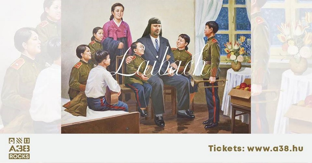 Laibach To Return To Budapest With 'Sound of Music' Tour In February