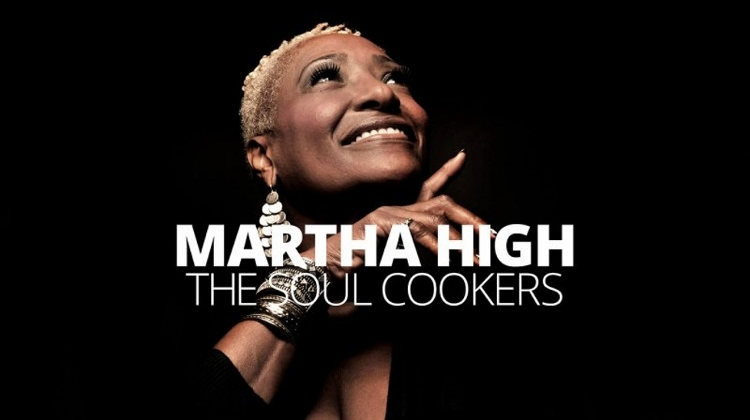 'Goddess of  Soul' Martha High Coming To Budapest In February