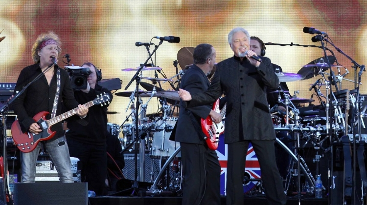 Tom Jones Is Coming To Budapest Next June