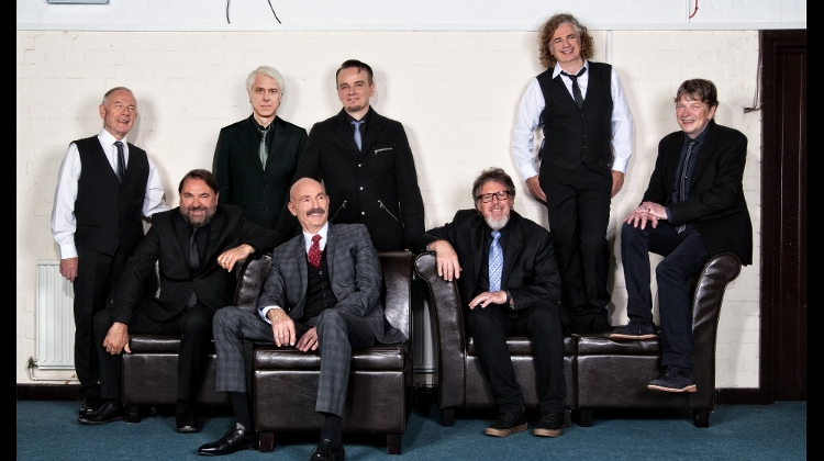 'King Crimson' @ Müpa Budapest, 29 June