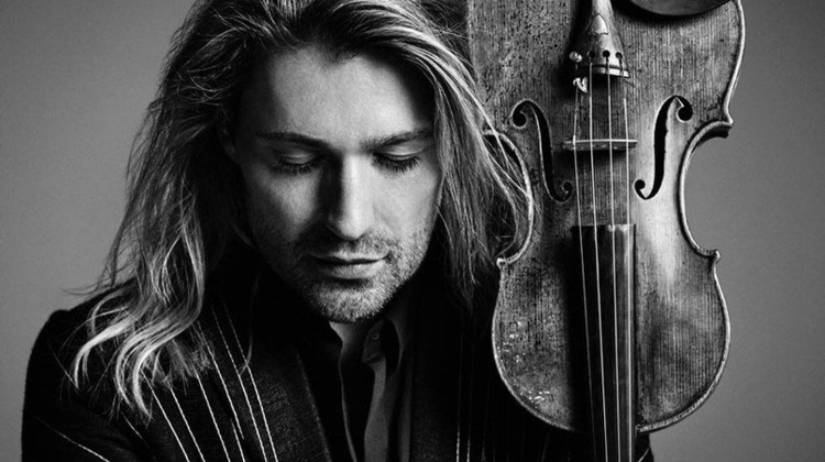 David Garrett's 'Devil's Violinist' In Budapest, 10 October