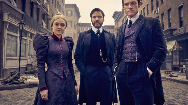 Video: 'The Alienist' Budapest Set Tour